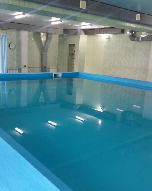 Бассейн в поликлинике1