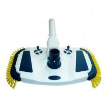 Щетка для пылесоса с боковой щетиной и регутятором давления, Cobalt