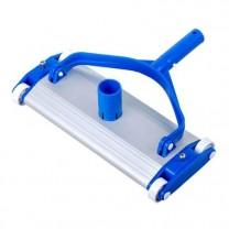 Щетка для пылесоса на колесиках в алюминевом корпусе, 35 см