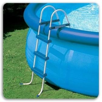 Лестница для бассейна  Intex 122 см (двухсекционная)
