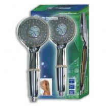 Фильтр хромированный  для душа с ручкой и картриджем FCSH-56