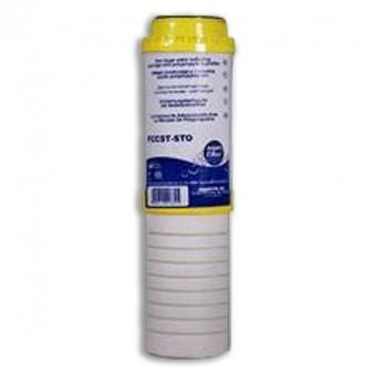 Комбинированный картридж двухступенчатой очистки для умягчения воды