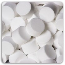 Соль таблетированная для фильтров (Украина), 25 кг