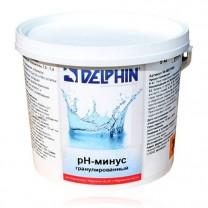 рН-минус гранулированный Delphin, 15 кг