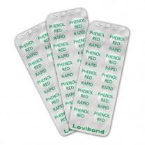 Таблетки для измерения уровня рН, Phentol Red, Delphin