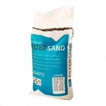 Песок сухой в ПП мешках (фракция 0,8-1,2, FILTER SAND)