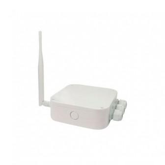 Коробка распределительная для ДУ прожекторами Hentech по Wi-Fi, пульт R=100 m
