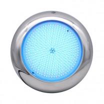 Прожектор LED накладной в нержавеющем корпусе под бетон, 32 Вт, RGB