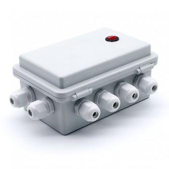 Коробка распределительная для ДУ прожекторами Bridge, с пультом, max 120 Вт