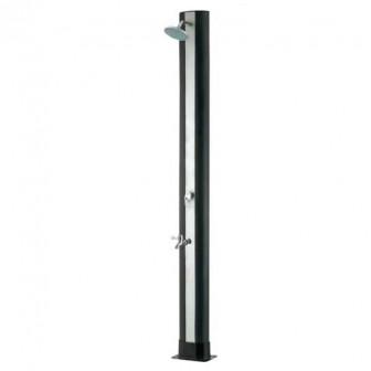 Душ солярный с краном для ног, 34 л, 214 см, ПВХ