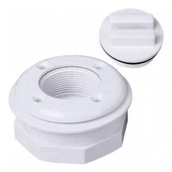 Коннектор к пылесосу для бассейнов под пленку
