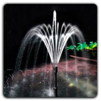 Насос фонтанный для пруда HJ, 900 л/ч, 20 Вт