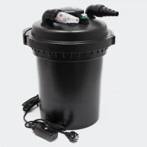 Фильтр напорный для пруда CPF-380, 9000 л/ч, 25 л